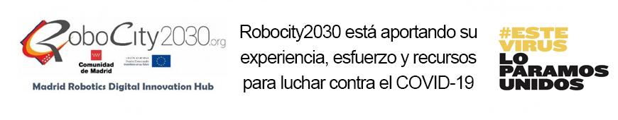 COVID RoboCity2030
